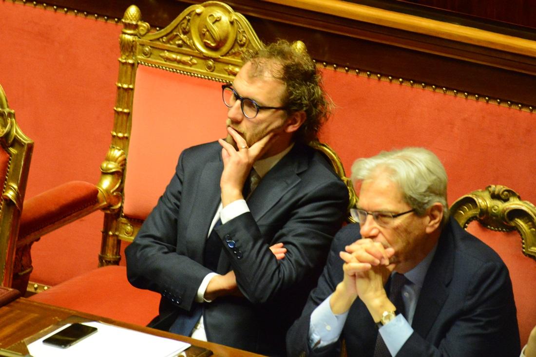 Lotti e Claudio De Vincenti