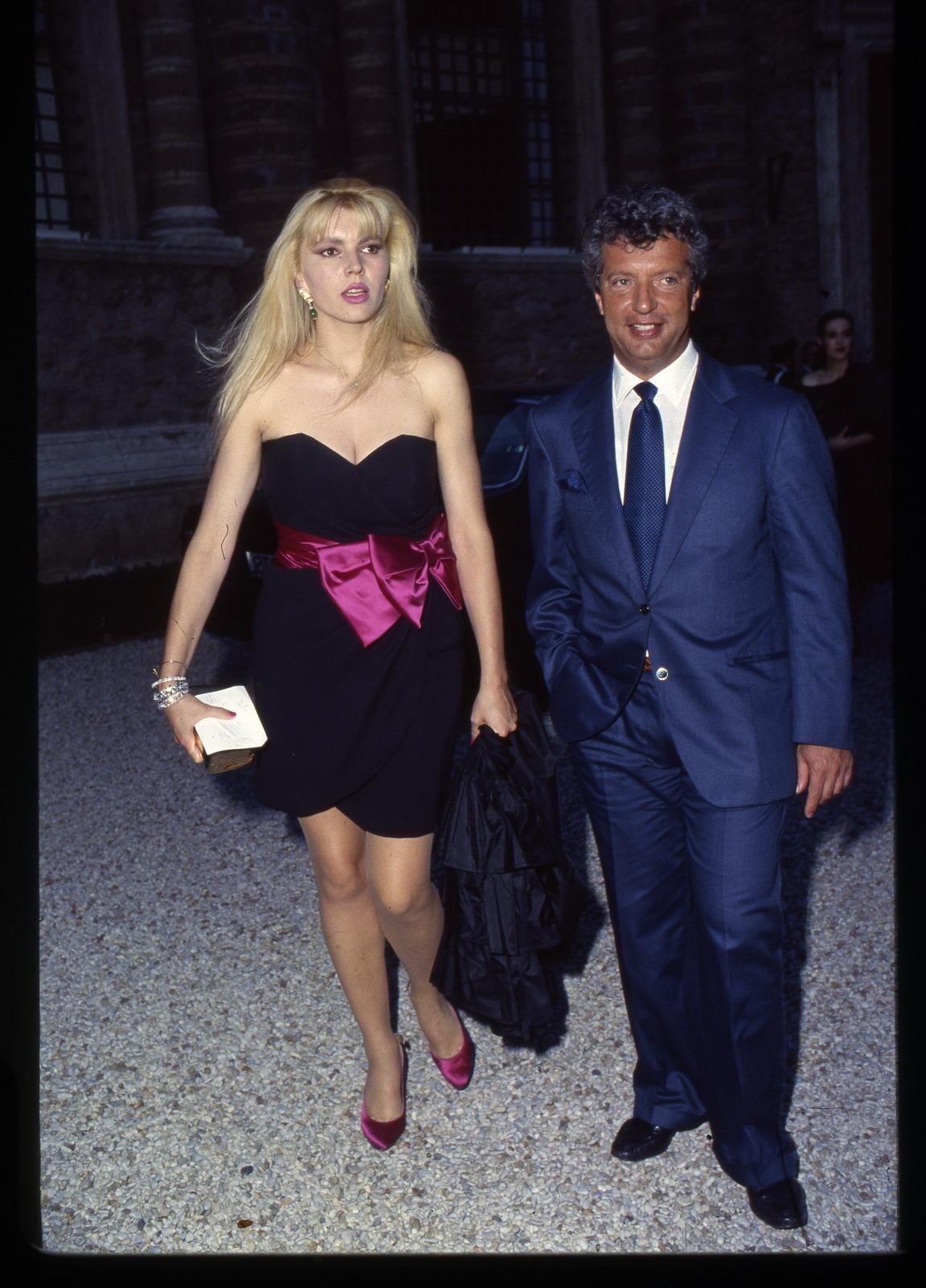 Vittorio Cecchi Gori, Rita Rusic (1980)