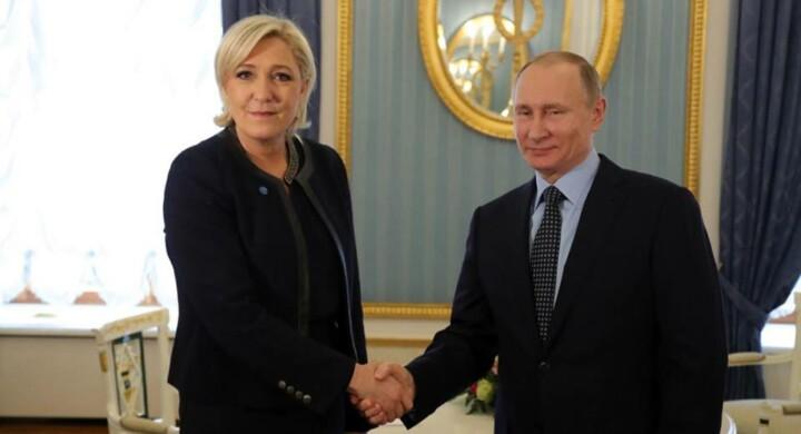 Cosa si sono detti davvero Marine Le Pen e Vladimir Putin a Mosca