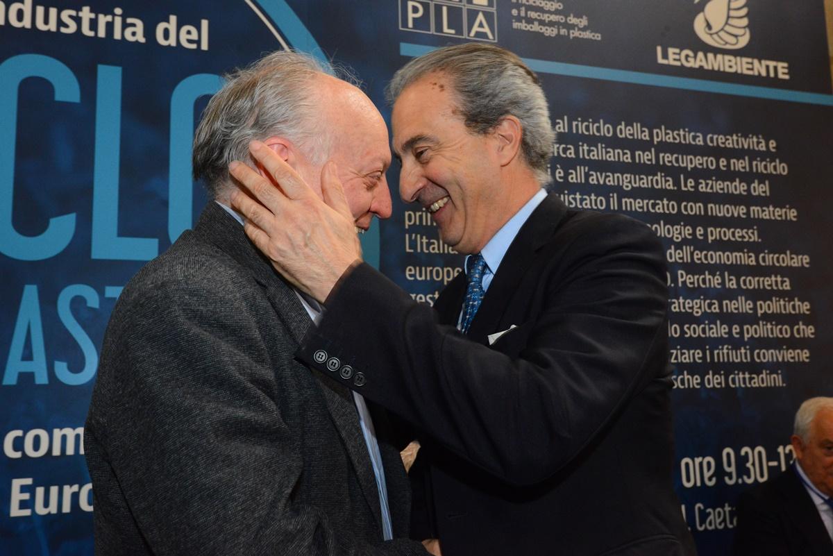 Edo Ronchi e Antonello Ciotti