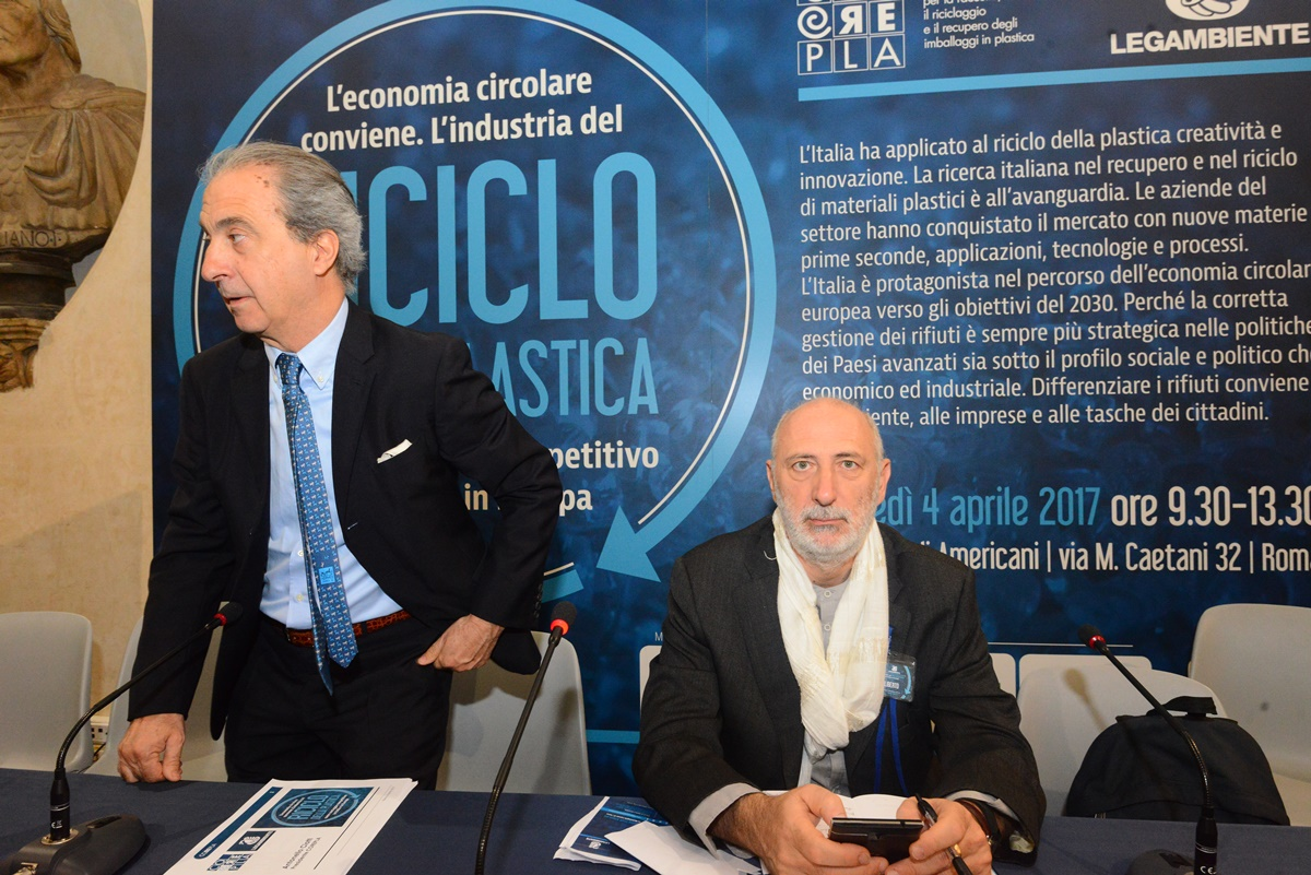 Antonello Ciotti e Jacopo Giliberto