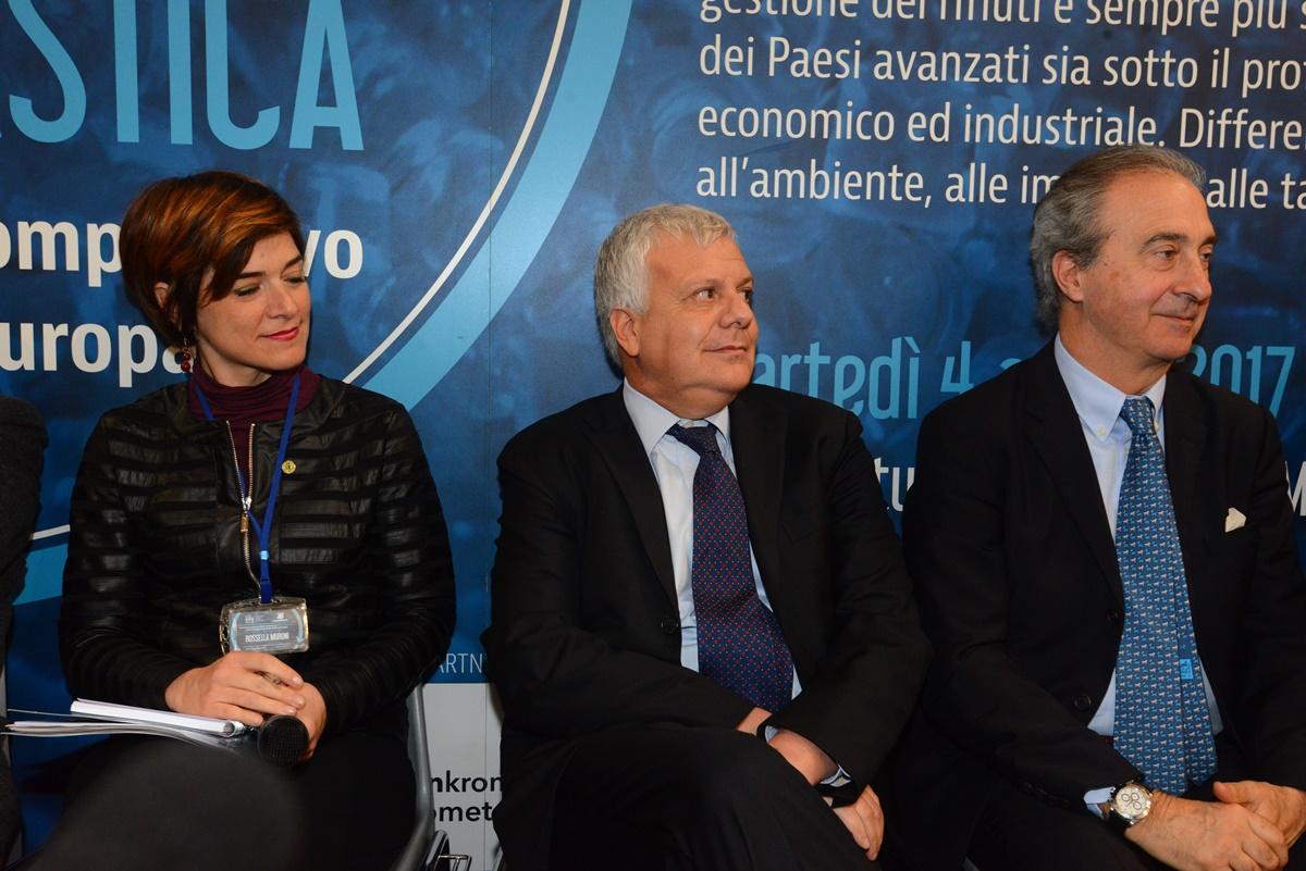 Rossella Muroni, Gian Luca Galletti, Antonello Ciotti