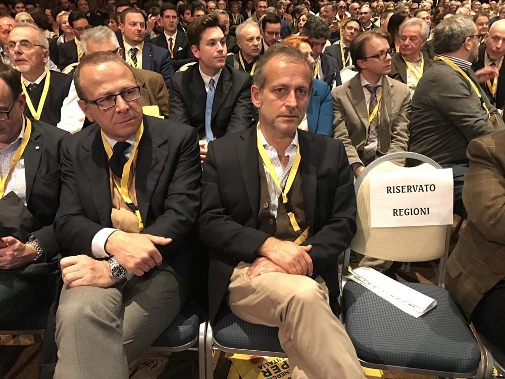 Marco Francia e Alessandro Cherio