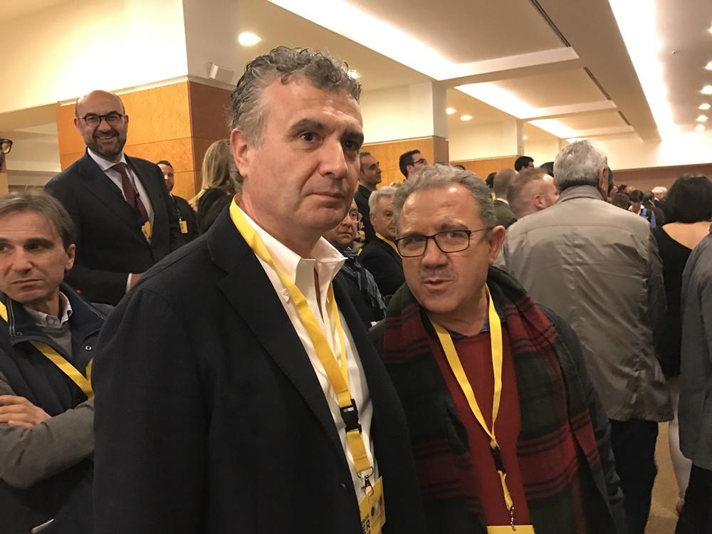 Erder Mazzocchi e Donato Robilotta