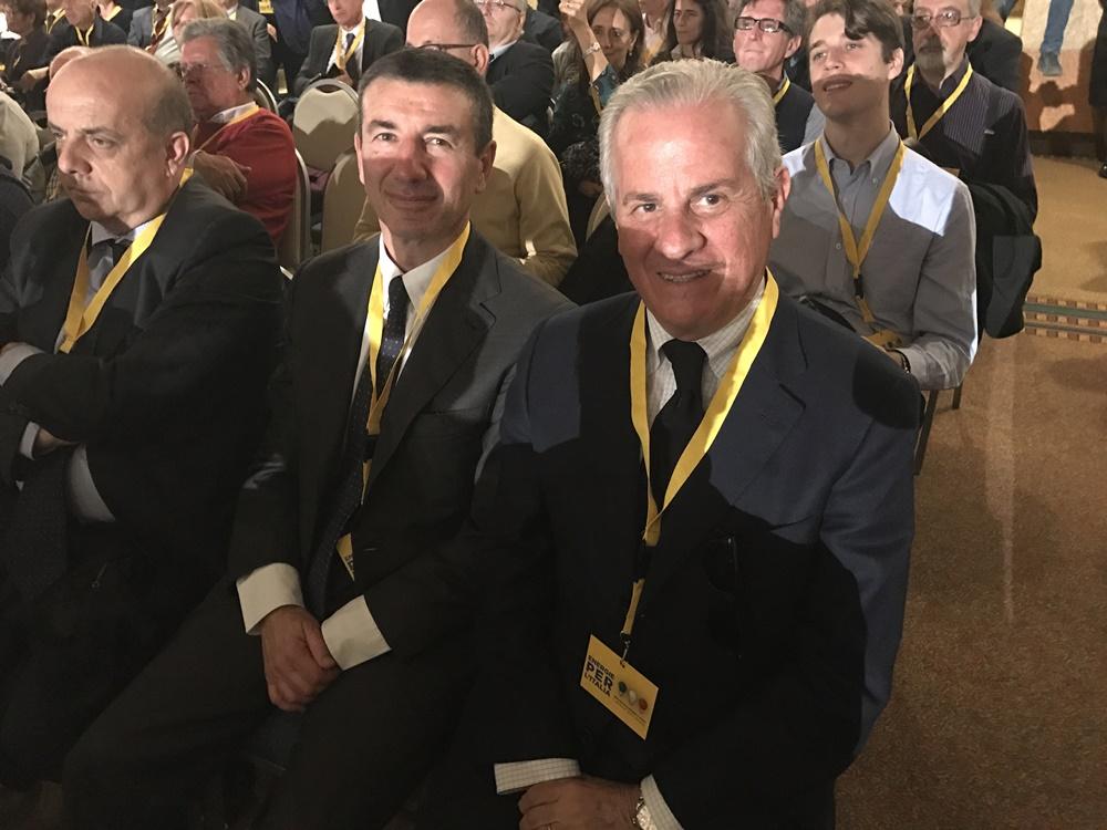 Ignazio Abrignani e Claudio Scajola