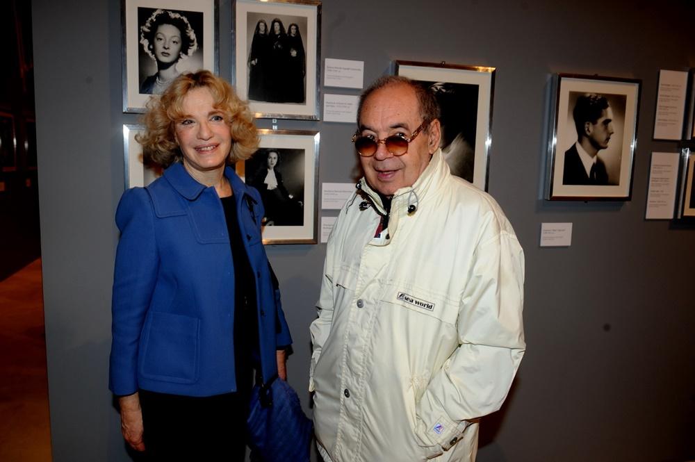 Irene Ghergo e Gianni Boncompagni