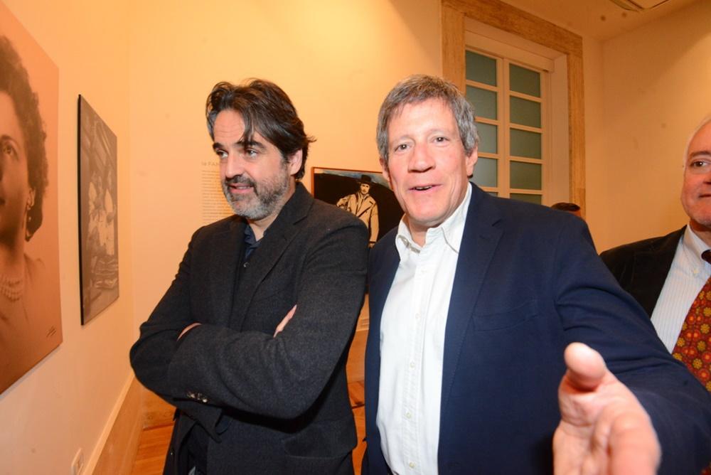 Edoardo Maria Falcone e Riccardo Rossi