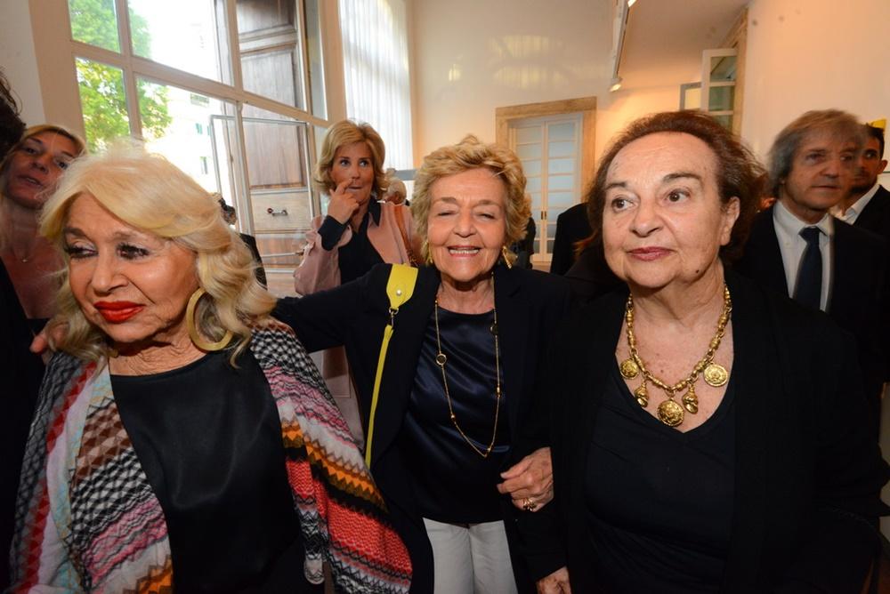 Marisa Stirpe, Maddalena Letta e Maria Amato