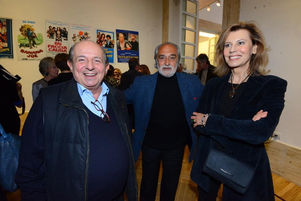 Giancarlo Magalli e Nini Salerno