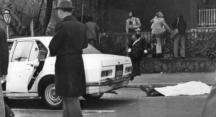 Aldo Moro e via Fani, le foto inedite e l'altro volto della 'ndrangheta