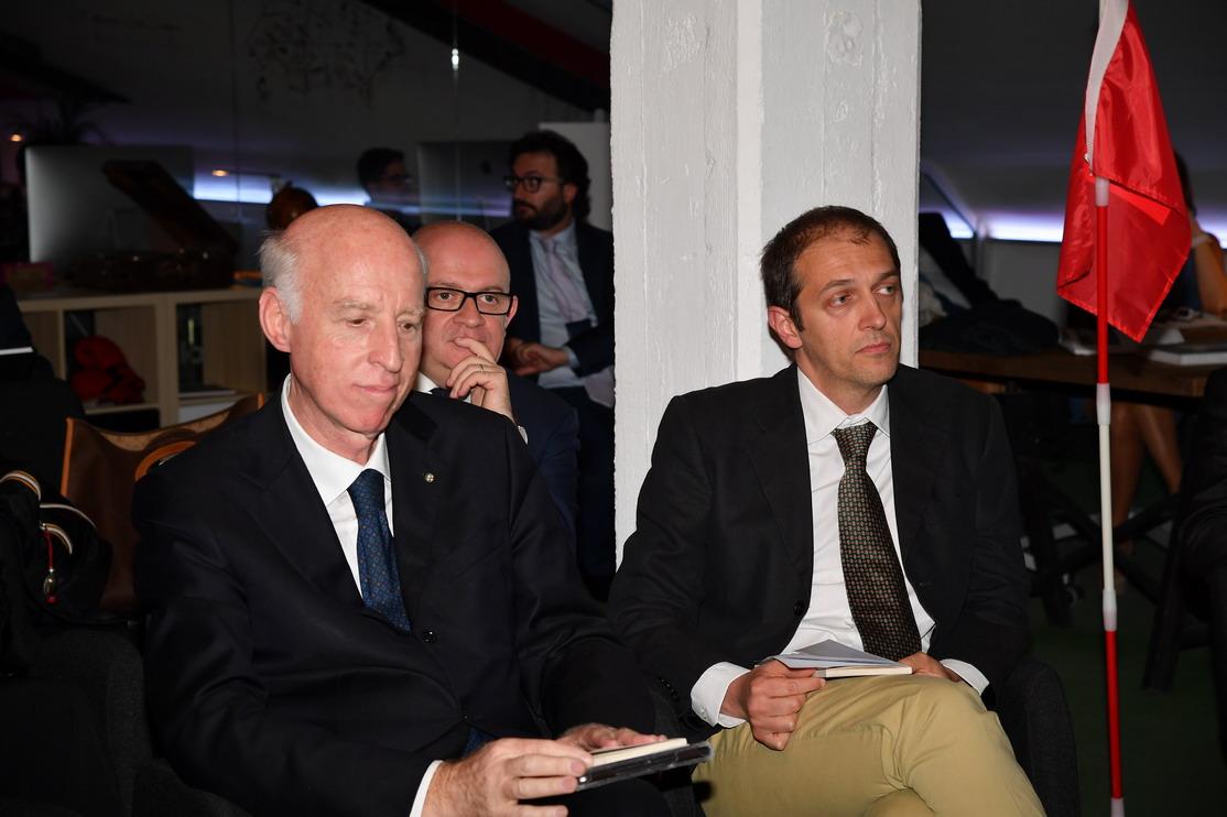 Carlo Mosca e Raffaele Marchetti