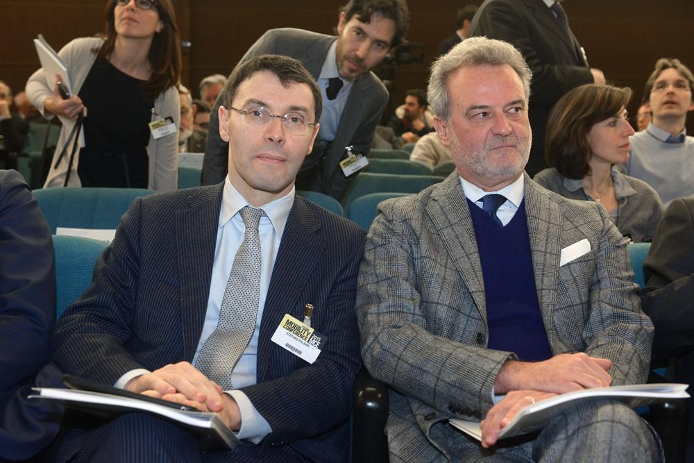 Stefano Paleari e Alberto Ribolla