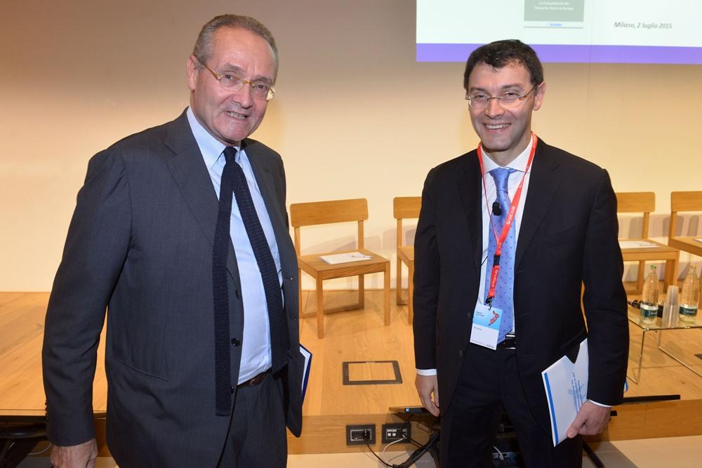Pietro Modiano e Stefano Paleari