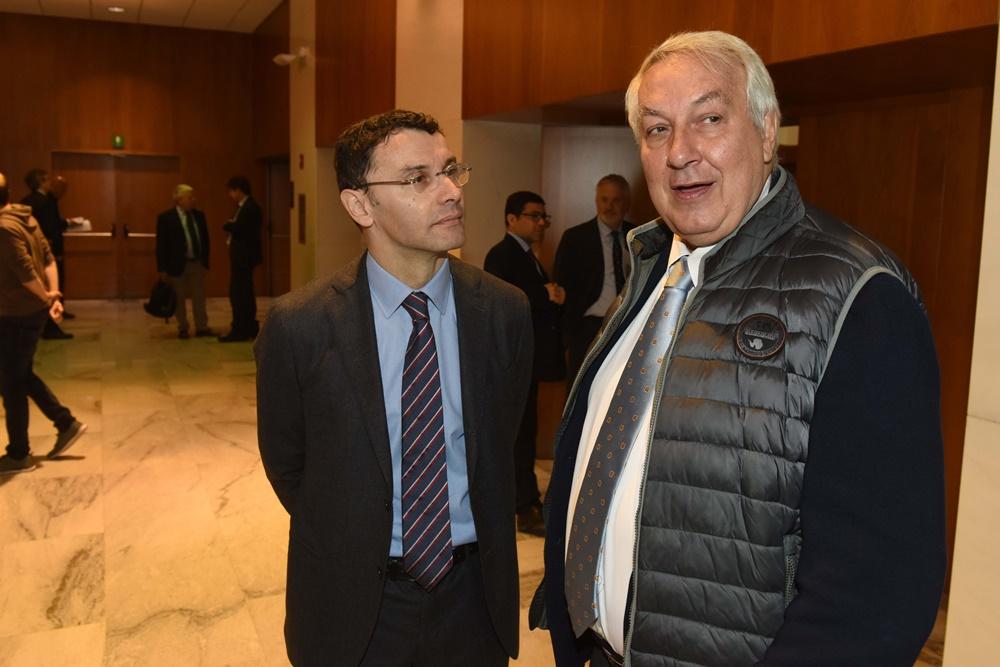 Stefano Paleari e Alberto Meomartini