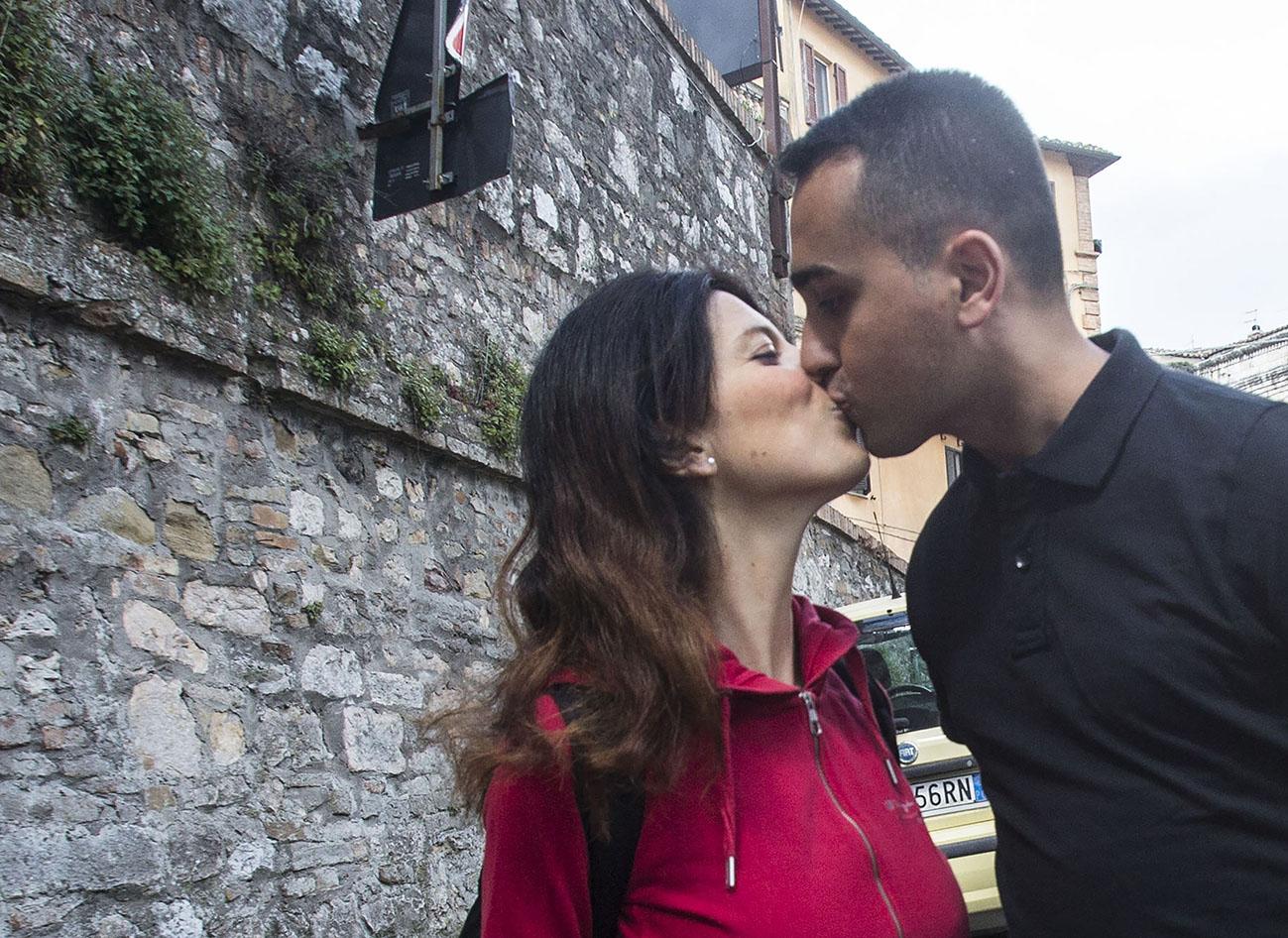 elettori, Luigi Di Maio, Silvia Virgulti