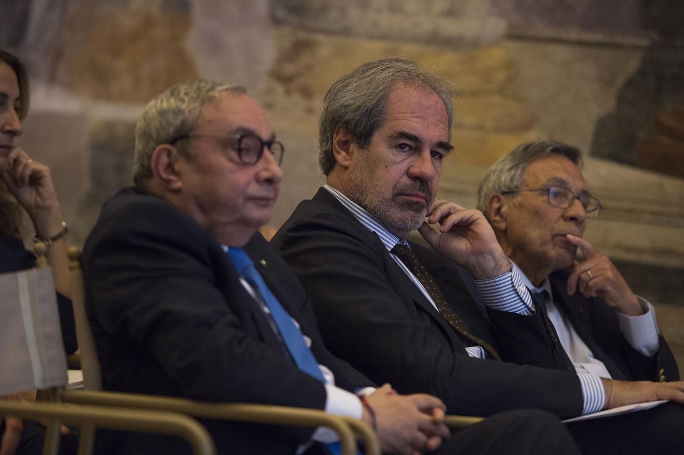 Giuseppe Bono e Claudio Costamagna