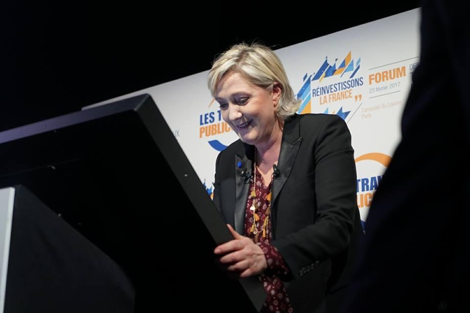 Marine Le Pen programma economico