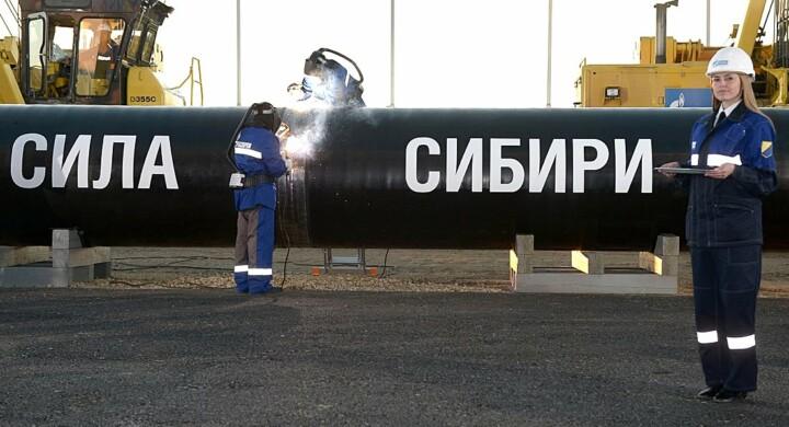 Russia, ecco come Gazprom con il gasdotto Potenza della Siberia sposterà gli equilibri energetici