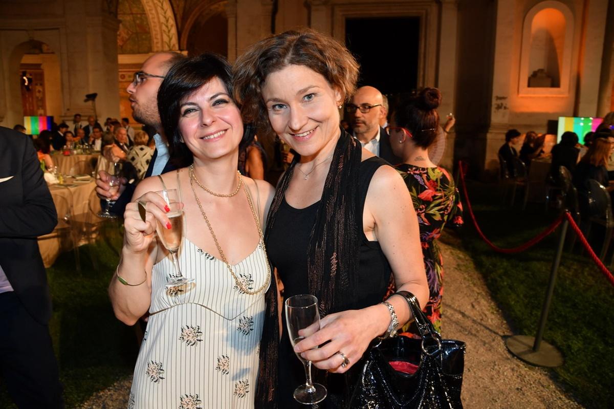 Alessia Grossi, Silvia D'Onghia