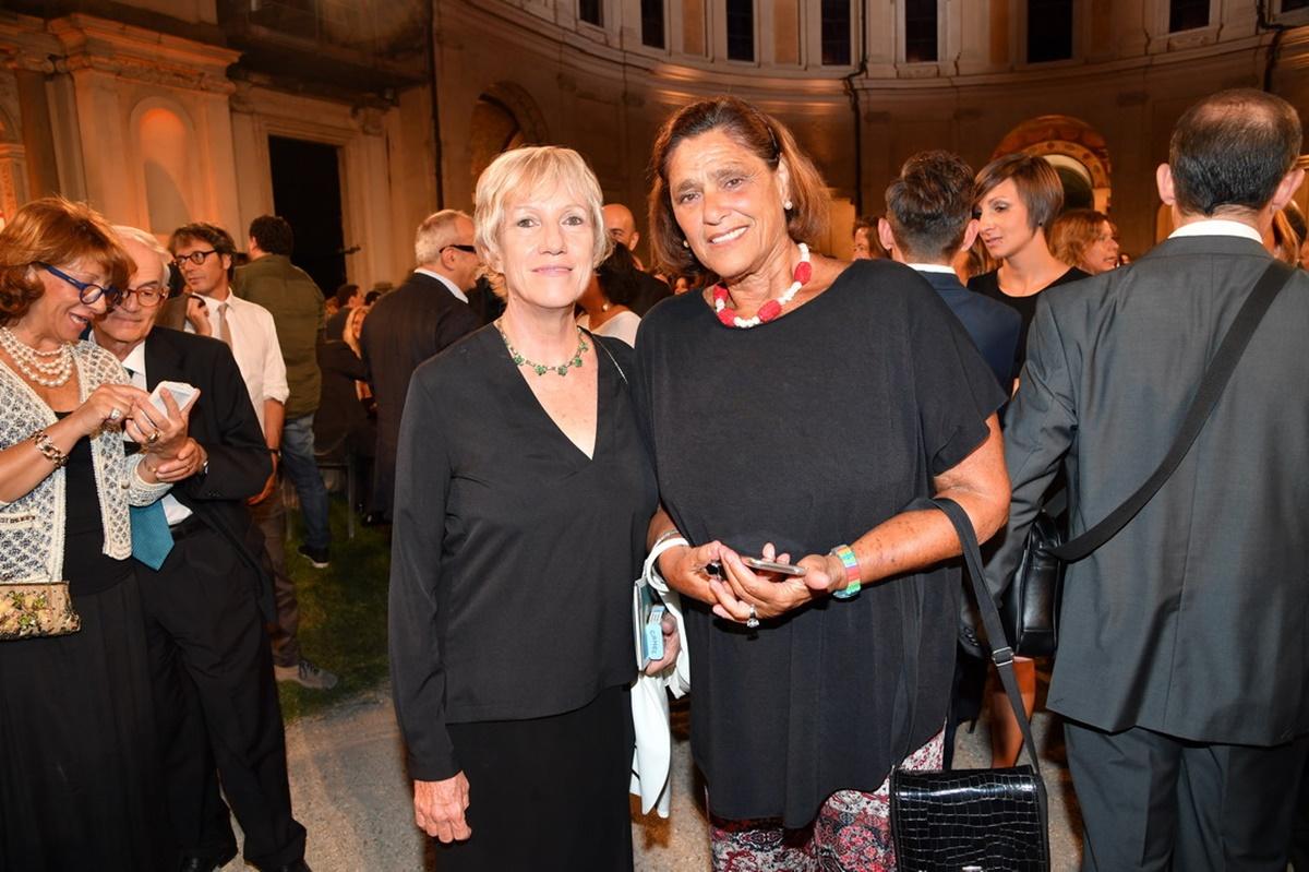 Lidia Ravera, Ludina Barzini