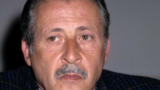 PAOLO BORSELLINO, mafia