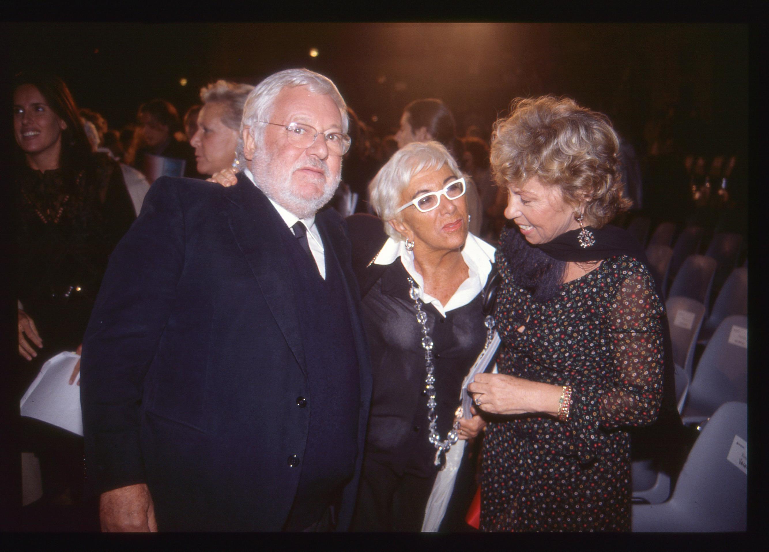 Maura Villaggio, Lina Wertmüller e Paolo Villaggio