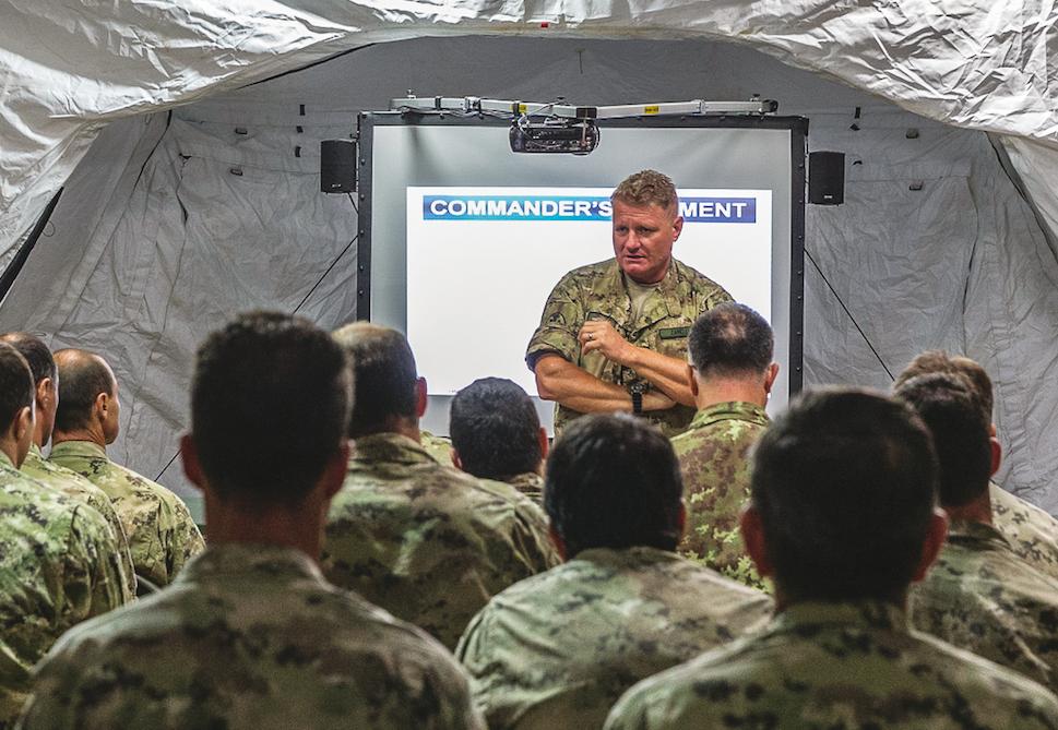 Segretezza, pericolo, tecnologia: intervista al comandante delle Forze speciali, Zanelli