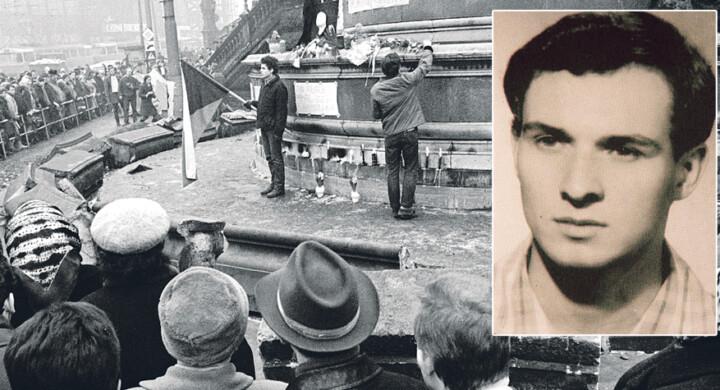 21 agosto 1968, un doveroso ricordo di Jan Palach