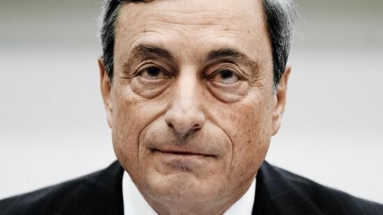 Draghi, bce, fintech, Mario Draghi