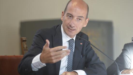 Giorgio Spaziani Testa, confedilizia