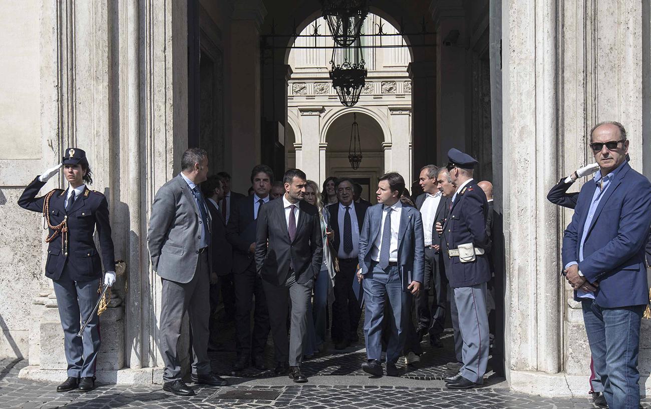 Enzo Decaro, Dario Nardella