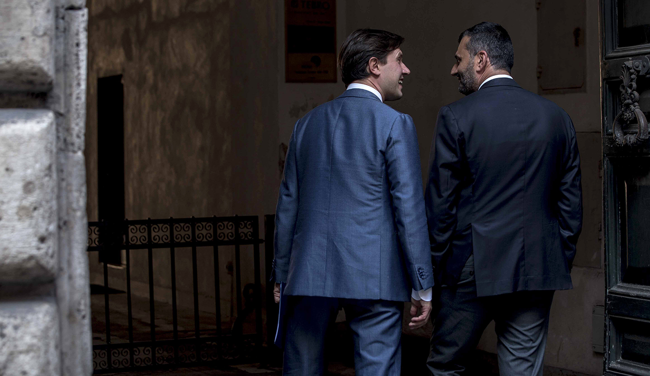 Dario Nardella, Enzo Decaro
