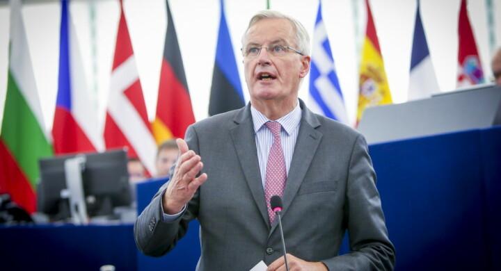Michel Barnier, candidato all'Eliseo, non è più Mr. Europa