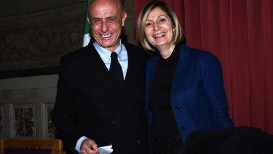 Minniti e Calipari