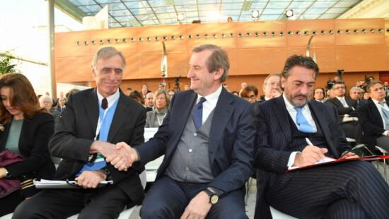 Boccia,Giorgio Alleva, unipol