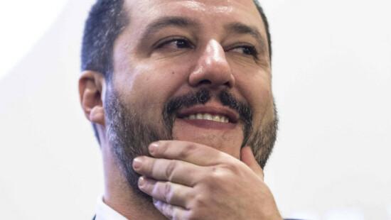 BERLUSCONI, Salvini
