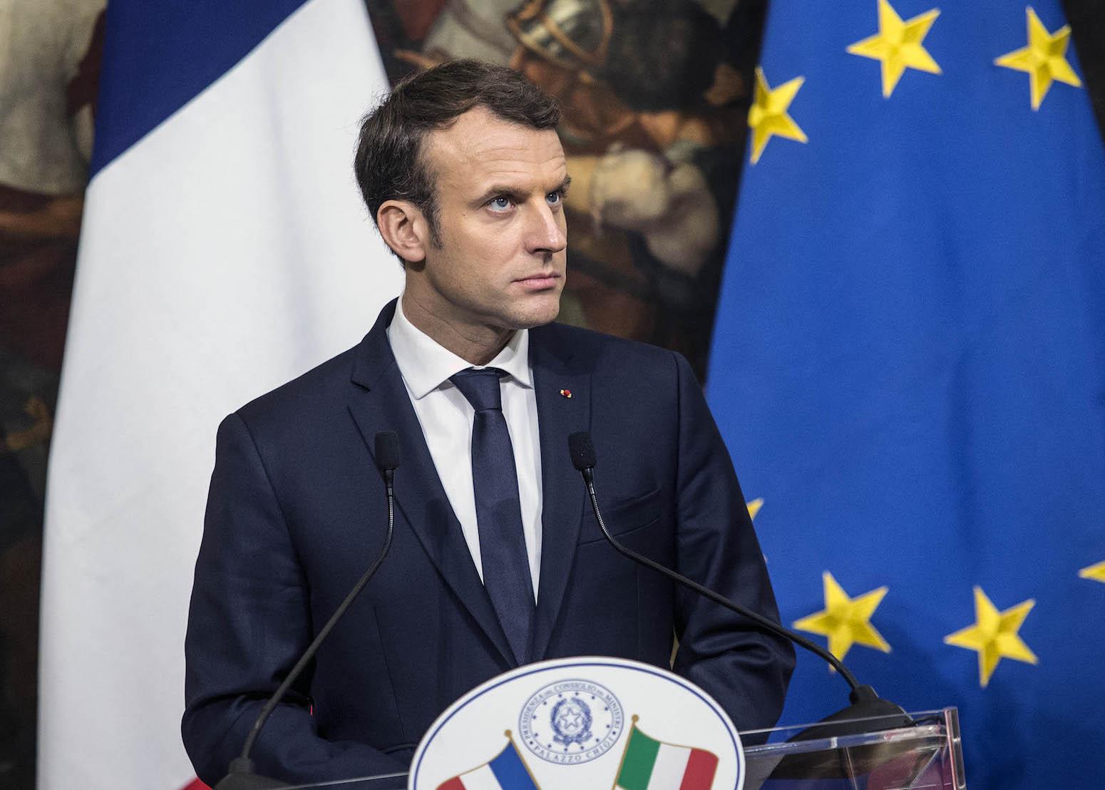 La strategia di Emmanuel Macron per conquistare l'Europa
