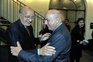 Formiche ricorda il prof. Alberto Brandani. Foto di Umberto Pizzi