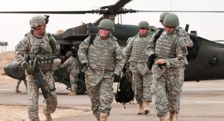 Ritiro Usa (anche) dall'Iraq. Ecco l'ultima mossa di Trump, Pentagono permettendo