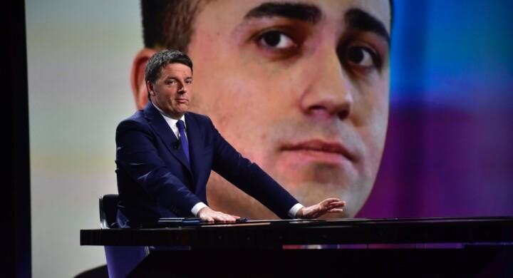 """Di Maio, Renzi e """"il gioco del cerino"""". L'analisi di Roberto Arditti"""