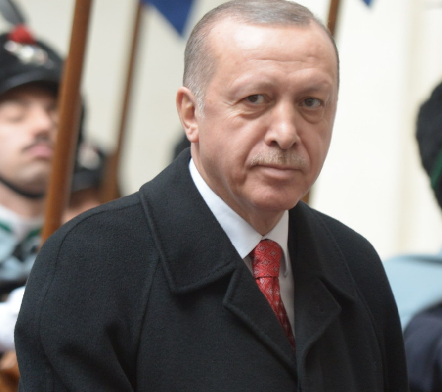 cipro, Erdogan