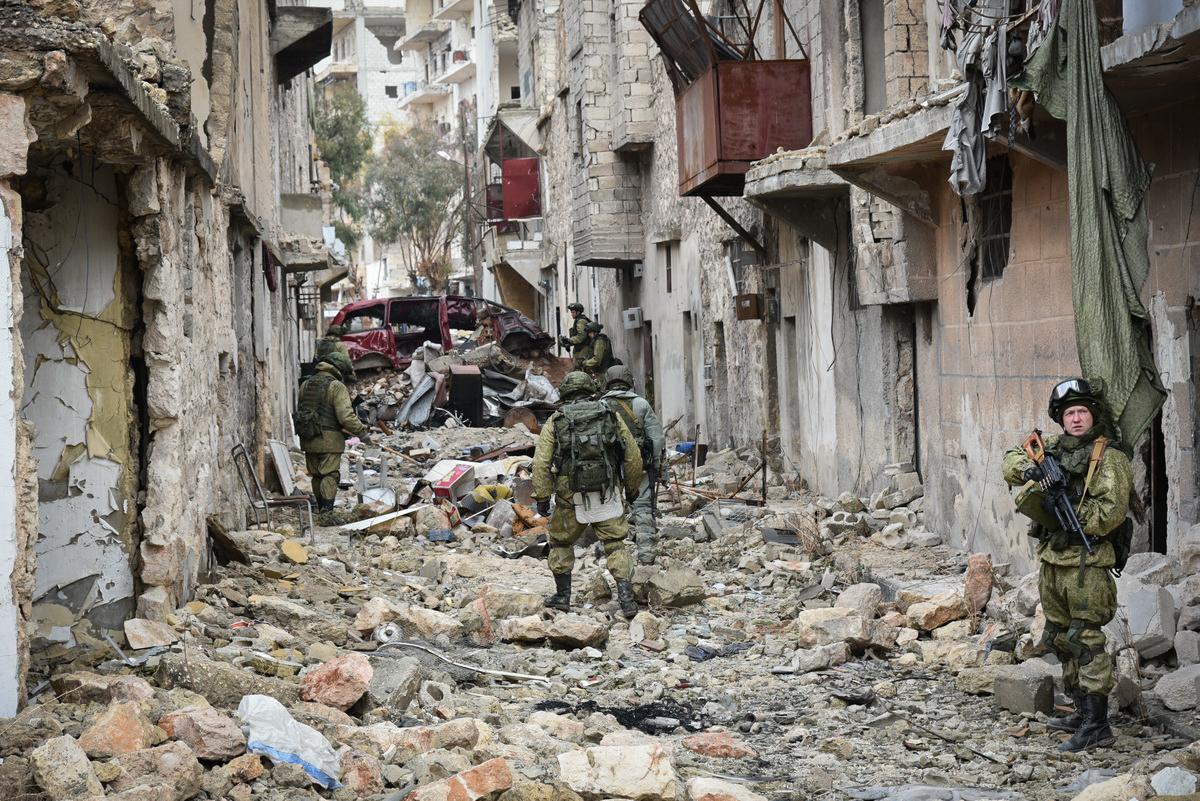 siria usa assad idlib medio oriente