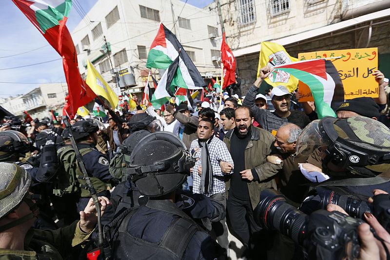 A Gaza la marcia dei palestinesi è già macchiata di sangue