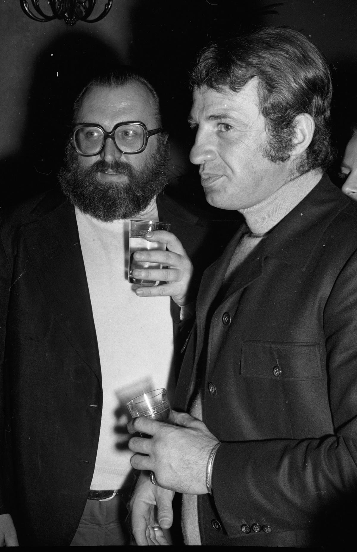 Sergio Leone, Jean-Paul Belmondo