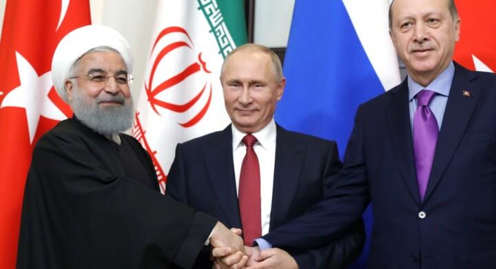 Turchia, Russia, Iran. La strana intesa che rimescola gli equilibri del Mediterraneo