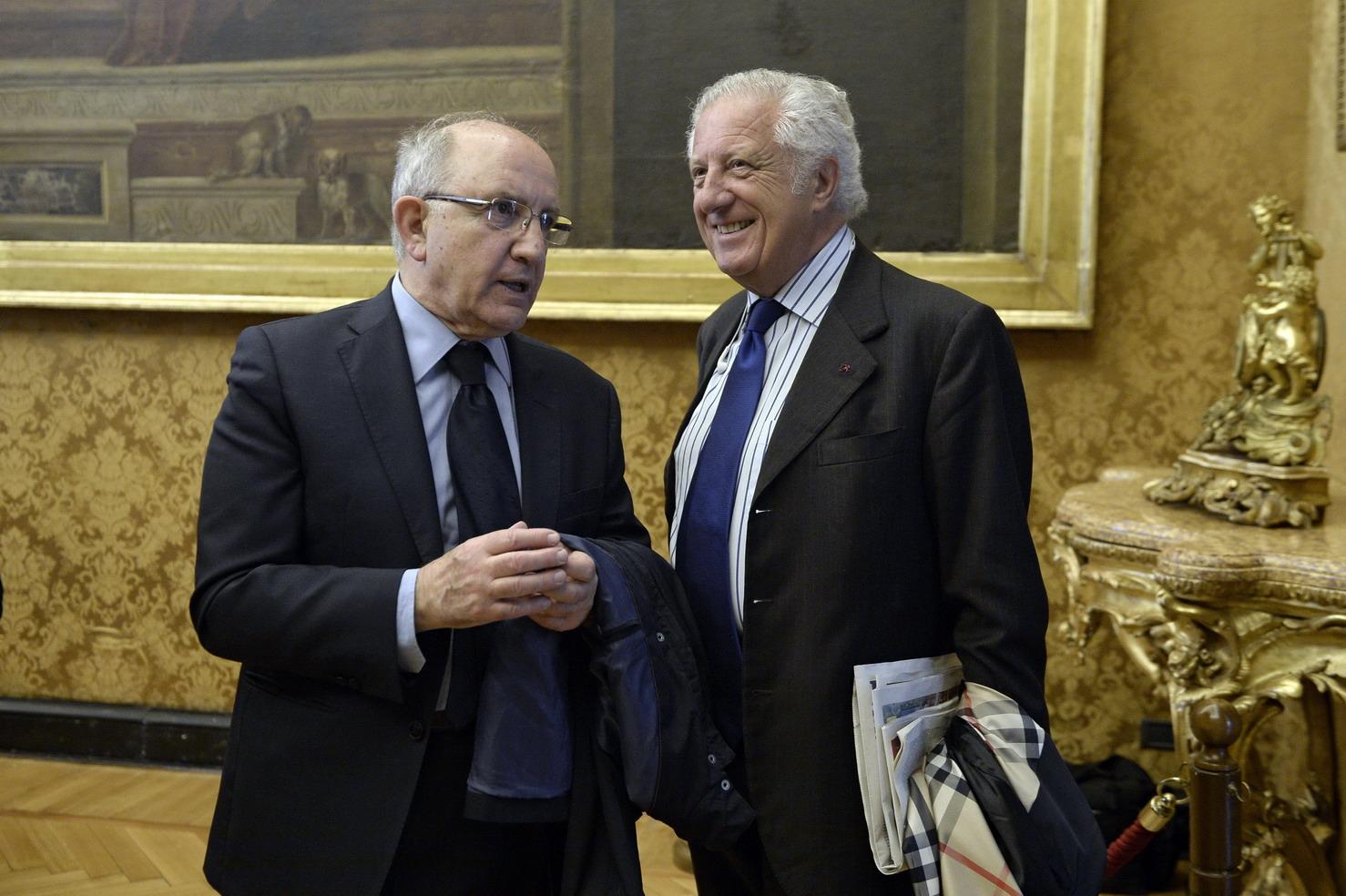 Mario Tassone, Paolo Naccarato