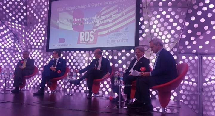 Cosa fanno insieme Ambasciata Usa, Rds, Ibm, Invitalia, Enel e Wind? Best program