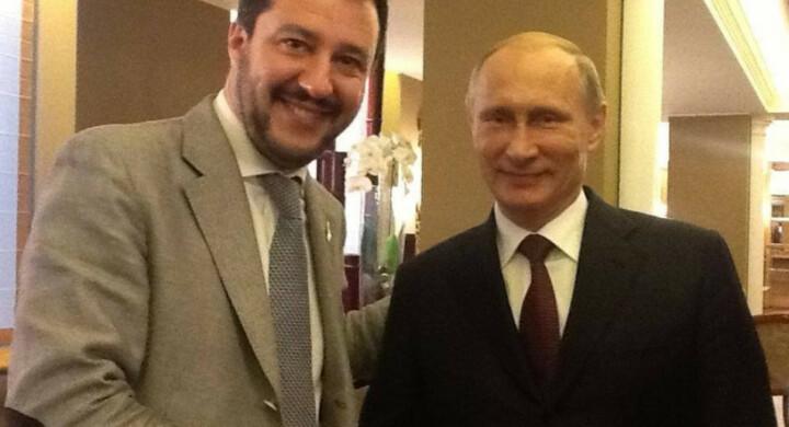 Italiagate all'orizzonte? 007 preoccupati per i legami Lega-Russia Unita