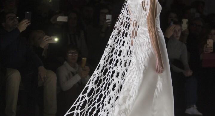 Non sorprende la sposa Ferragni. Io le avrei consigliato la stessa stilista del mio abito da sposa