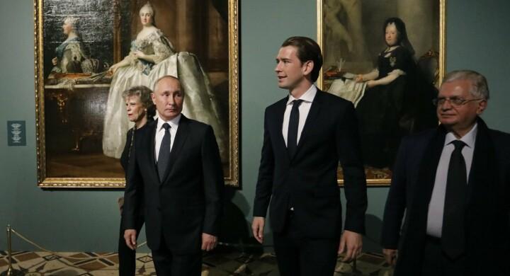 Putin incontra di nuovo Kurz. È lui il suo migliore amico europeo?